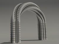 concept landmark 3ds