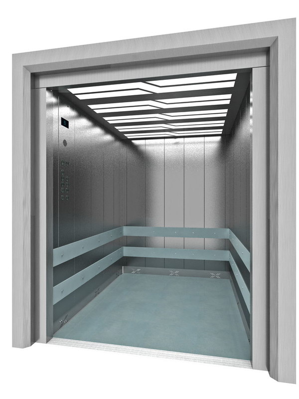 hospital elevator max