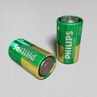 battery philips c max