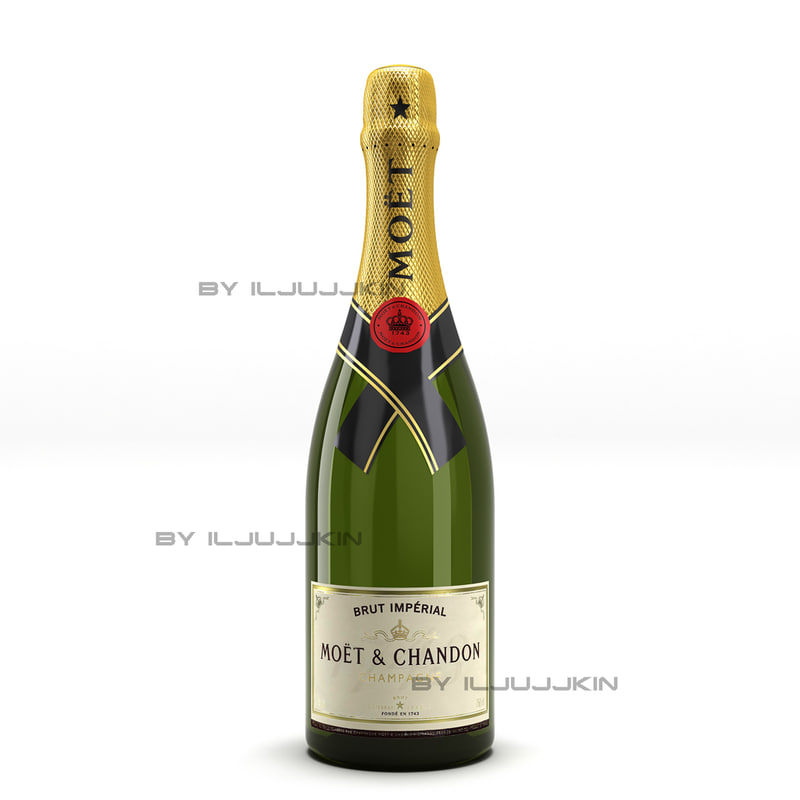 max bottle champagne moet chandon