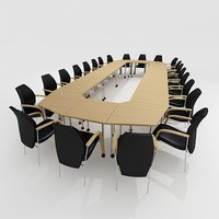 Meeting Room Furniture 01