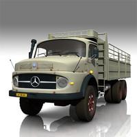 Mercedes L2623 Truck