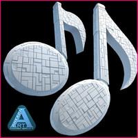 Music Spaceships