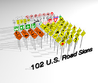 US Road/Traffic Signs