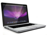 3d apple macbook pro led