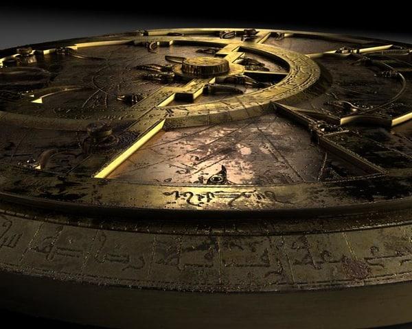 3ds max astrolabe