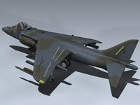 AV-8B Harrier II (Early Scheme)