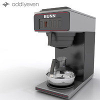 3ds max bunn coffee coffeemaker