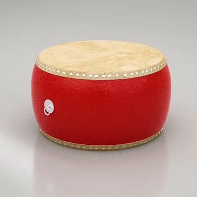 maya chinese drum