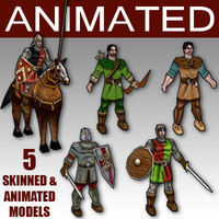 medieval_characters_pack.rar