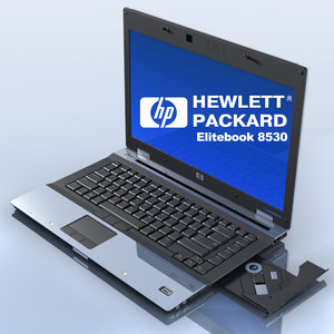 maya notebook hp elitebook 8530p