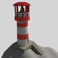 3d max lighthouse games