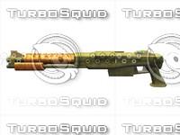 free shotgun 3d model