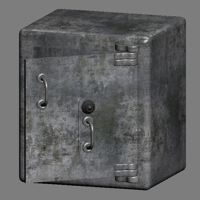3d vault rendering