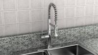 Tripod3D faucet 01