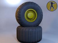 Truck wheel 5