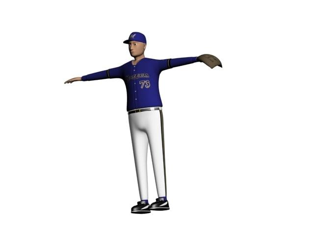 max baseball player