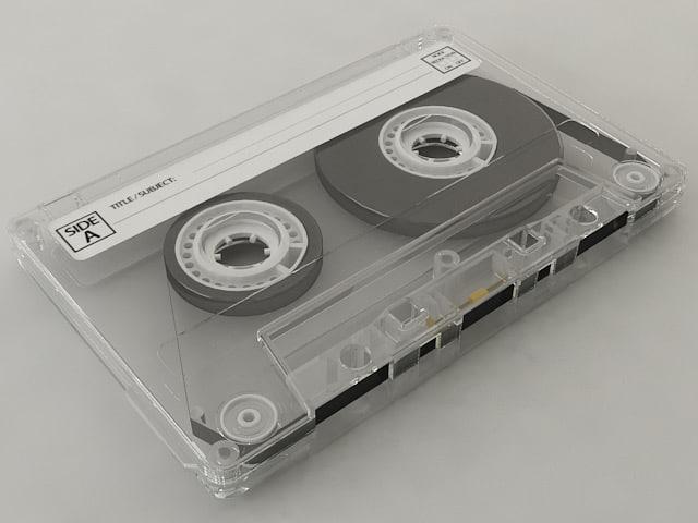 maya cassette tape compact
