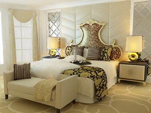 max european aristocracy bed