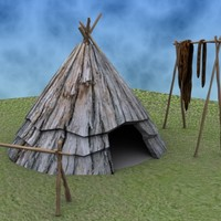 stone age house max