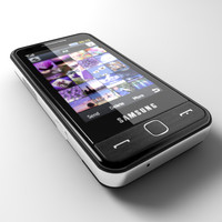 Samsung Pixon 12 M8910 Mobile Phone (Communicator - Cameraphone)