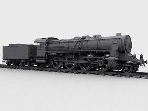 borsig 11000 3d model
