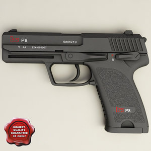 maya p8 pistol germany