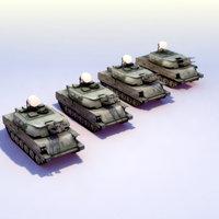 ZSU-23_Shilka_LODs_3DModels