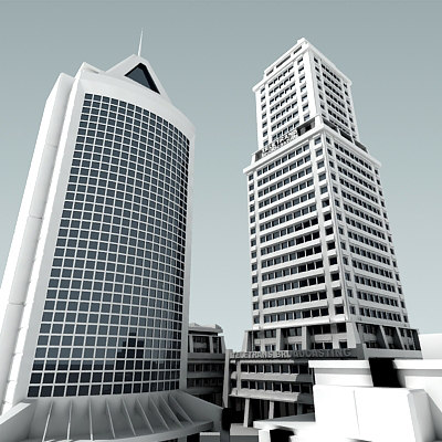 definition buildings 3d max