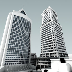 definition buildings 3d max