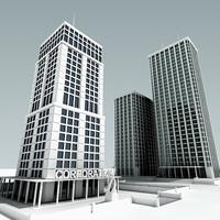 HD Buildings CE