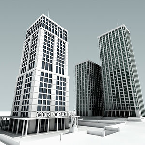 3ds max definition buildings