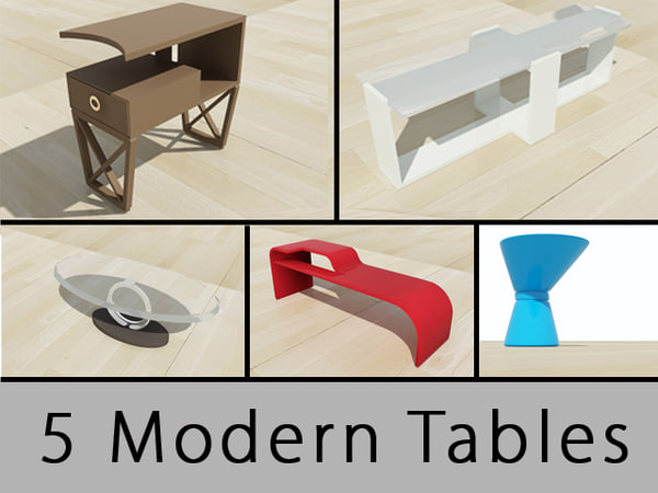 max modern tables