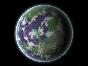 3d planet ark