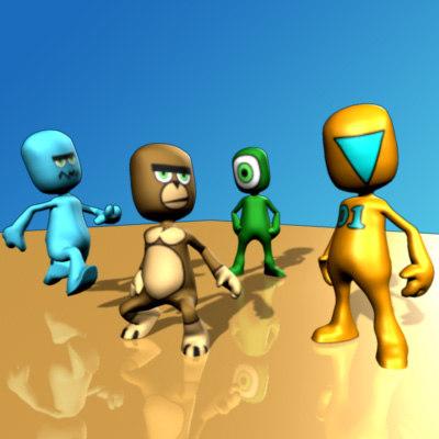 fun animations ma