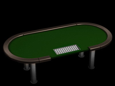poker tournament table 3d 3ds