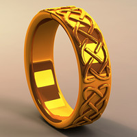 celtic knotwork ring