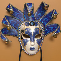 maya venetian carnival mask