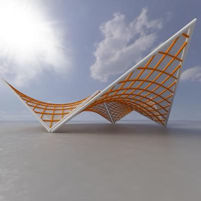 membrane structure super 03 3d 3ds