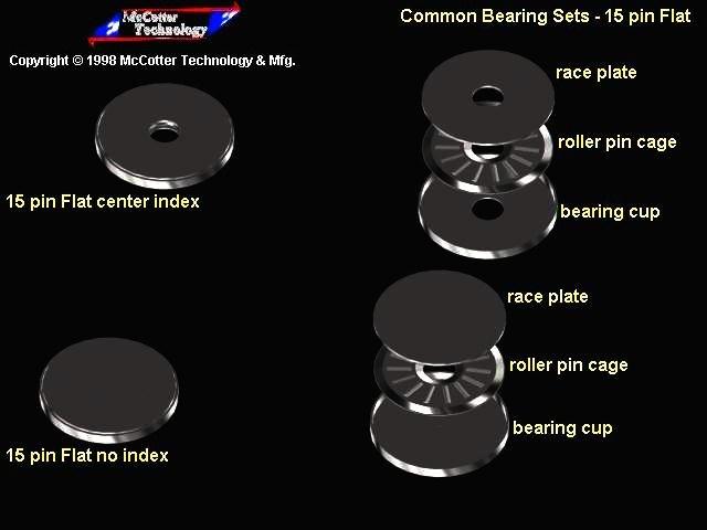 3ds machine bearing pin