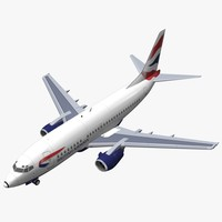 maya b 737-500 british airways