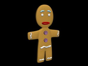 max gingerbread man