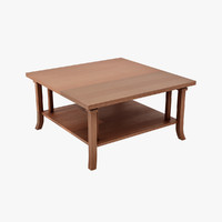 Coonley Coffee Table