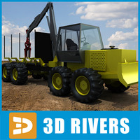 forwarder industrial vehicles max