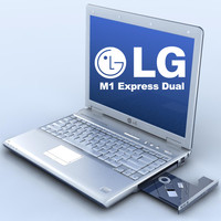 Notebook.LG.M1 Express Dual