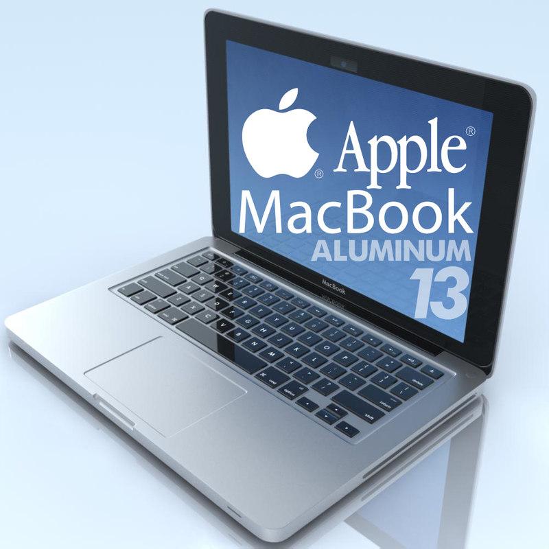 3d notebook apple macbook 15