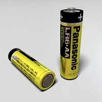 3ds max alkaline battery panasonic 1
