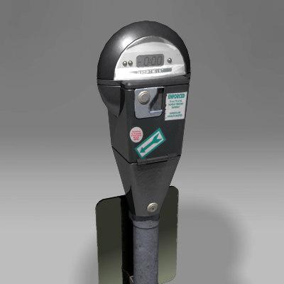 maya parking meter