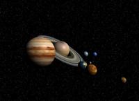 solar planets 3d c4d