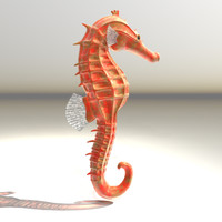 SeahorseTransparent.obj.zip
